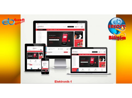 E-Ticaret-Elektronik
