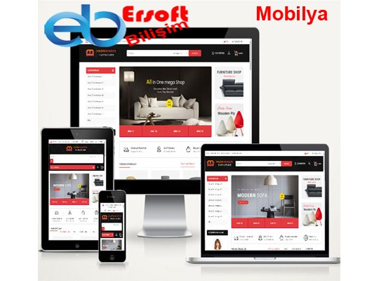 Mobilya E-Ticaret Paketi