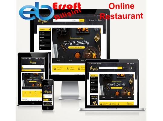 Online Restaurant1