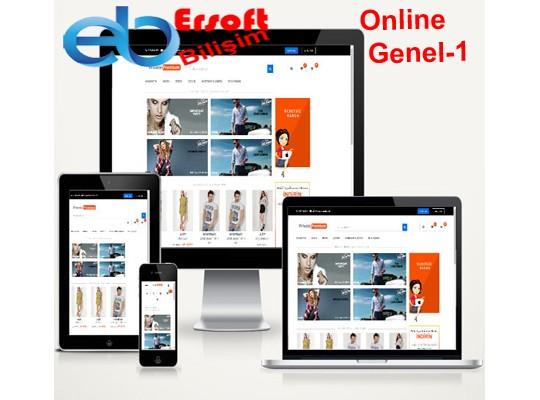 Online E-Ticaret Genel1
