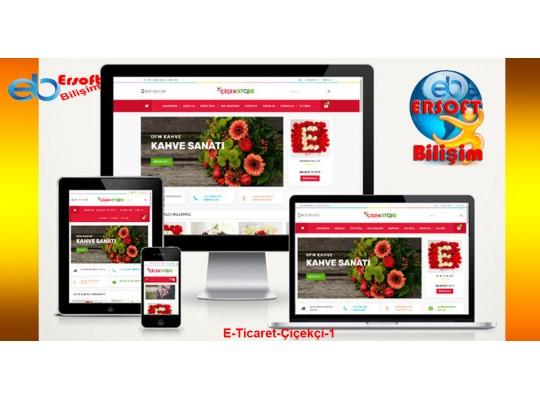 E-Ticaret-Çiçekçi-1