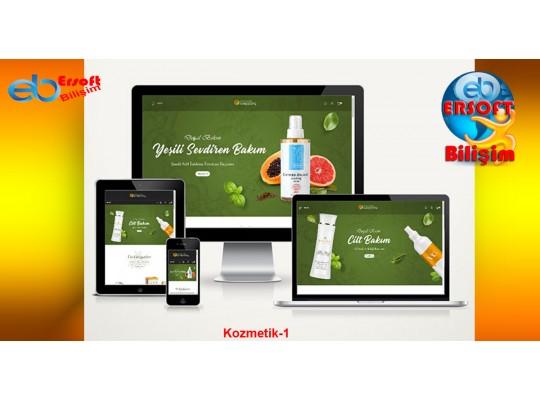Ersoft Kozmetik E-Ticaret